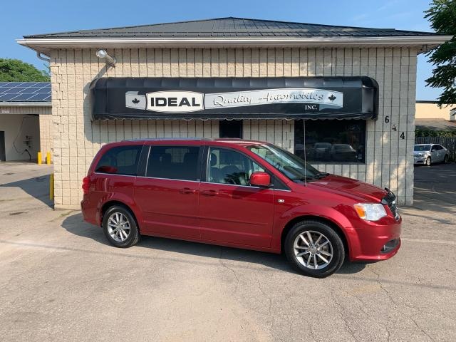2014 Dodge Grand Caravan 30th Aniversary  SXT