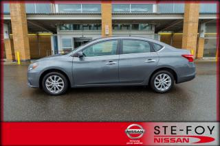 Used 2018 Nissan Sentra SV * Toit ouvrant * Mags * 20 251km * for sale in Ste-Foy, QC