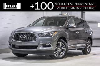 Used 2017 Infiniti QX60 2017 Infiniti QX60 - AWD!PREMIUM,GPS,DEMARREUR ! for sale in Montréal, QC