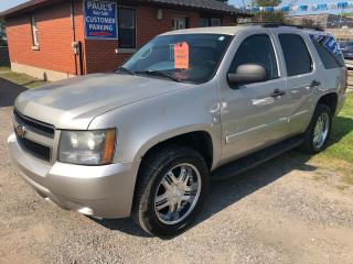 Used 2007 Chevrolet Tahoe LS for sale in Bradford, ON