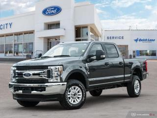 Used 2018 Ford F-250 XLT for sale in Winnipeg, MB