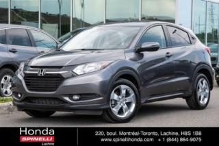 Used 2016 Honda HR-V EX TOIT MAGS FWD TOIT MAGS BLUETOOTH FWD for sale in Lachine, QC