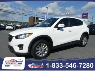 Used 2016 Mazda CX-5 GS AWD for sale in St-Georges, QC