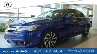 Used 2017 Acura ILX A-SPEC for sale in Laval, QC
