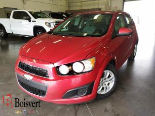 Used 2012 Chevrolet Sonic Lt Bluetooth/demareu for sale in Blainville, QC