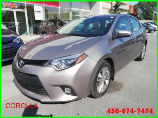 Used 2014 Toyota Corolla LE ECO * JANTES ET TOIT OUVRANT * for sale in Longueuil, QC