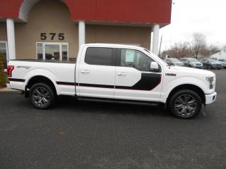 Used 2016 Ford F-150 Lariat Sport for sale in Lévis, QC