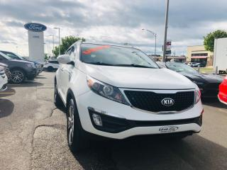 Used 2016 Kia Sportage EX AWD for sale in Lévis, QC