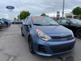 Used 2016 Kia Rio LX+ for sale in Lévis, QC