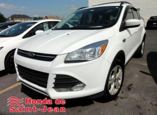Used 2013 Ford Escape for sale in St-Jean-Sur-Richelieu, QC