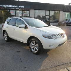 Used 2009 Nissan Murano SL AWD **TOIT PANO** for sale in St-Hubert, QC