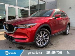 New 2019 Mazda CX-5 GT for sale in Edmonton, AB