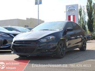 Used 2015 Dodge Dart SXT for sale in Edmonton, AB