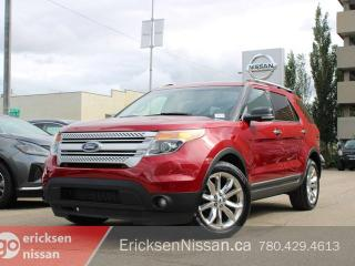 Used 2013 Ford Explorer XLT l AWD l Leather l Sunroof for sale in Edmonton, AB