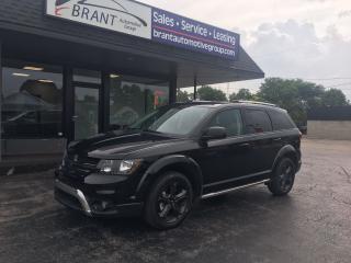 Used 2018 Dodge Journey Crossroad for sale in Brantford, ON