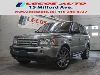 Used 2009 Land Rover Range Rover Sport SC for sale in North York, ON