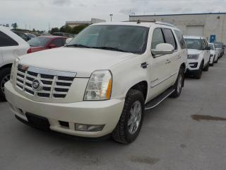 Used 2007 Cadillac Escalade LUXURY for sale in Innisfil, ON