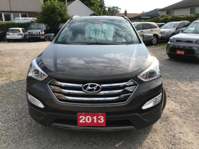 2013 Hyundai Santa Fe SPORTS