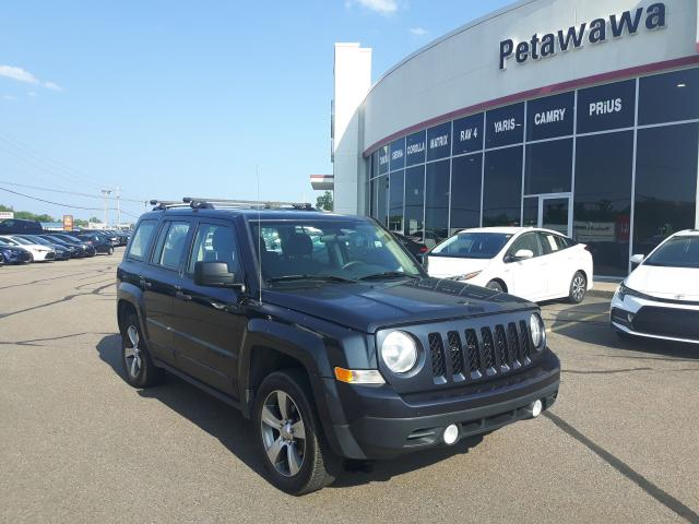 2015 Jeep Patriot Alitiude Exterior Trim Pkg