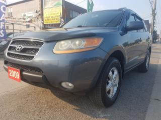 Used 2009 Hyundai Santa Fe GL- Extra Clean - Leather - Sunroof - Alloys - Aux for sale in Scarborough, ON