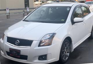 Used 2012 Nissan Sentra SE-R for sale in Midland, ON