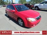 Photo of Red 2007 Kia Spectra