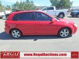 2007 Kia Spectra 5 SX 4D Hatchback