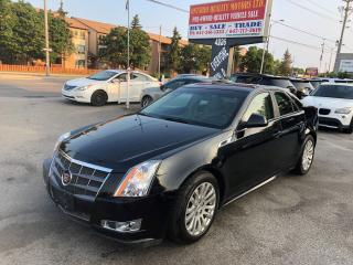 Used 2011 Cadillac CTS Performance for sale in Toronto, ON