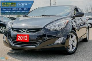 Used 2013 Hyundai Elantra GLS for sale in Guelph, ON