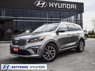 Used 2019 Kia Sorento SXL Limited Navi leather top of the line! for sale in Barrie, ON