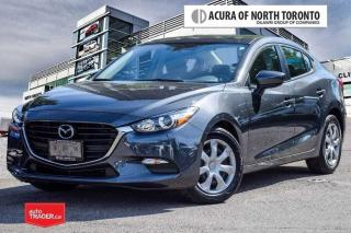 Used 2017 Mazda MAZDA3 GX at No Accident| LOW KM| GPS for sale in Thornhill, ON