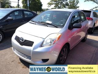 Used 2008 Toyota Yaris LE*POWER WINDOWS/LOCKS*ECONOMICAL for sale in Hamilton, ON