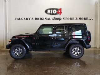 New 2019 Jeep Wrangler RUBICON 4X4 for sale in Calgary, AB