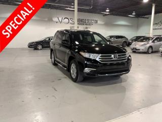 Used 2011 Toyota Highlander V6 - Financing Available** for sale in Concord, ON