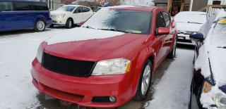 Used 2011 Dodge Avenger SXT*POWER SEATS*SUNROOF for sale in Hamilton, ON