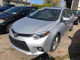 Used 2014 Toyota Corolla LE ***HEATED SEATS & SUNROOF*** for sale in Hamilton, ON
