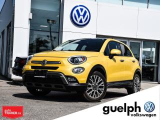 Used 2016 Fiat 500 TREKKING for sale in Guelph, ON