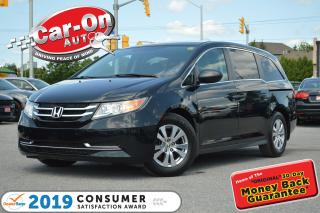 Used 2017 Honda Odyssey SE 8 SEAT REAR CAM FULL PWR GRP DUAL CLIMATE for sale in Ottawa, ON