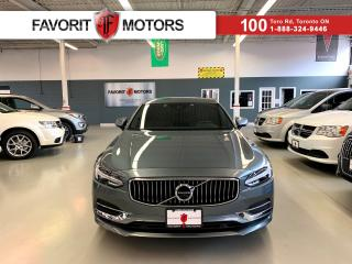 Used 2018 Volvo S90 Hybrid T8 Inscription |PILOT ASSIST|NAV|360 BACKUP CAM| for sale in North York, ON