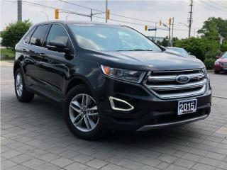 Used 2015 Ford Edge SEL**Leather**NAV**Pano Roof for sale in Mississauga, ON