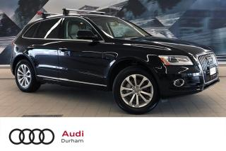 Used 2016 Audi Q5 2.0T Progressiv + Pano Roof | Nav | Rear Cam for sale in Whitby, ON