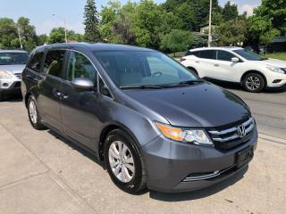 Used 2016 Honda Odyssey 4dr Wgn EX-L  SUNROOF-DVD PLAYER for sale in Toronto, ON