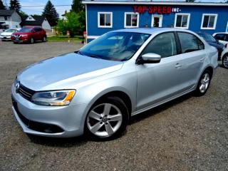 Used 2013 Volkswagen Jetta Comfortline TDI DSG Sunroof Bluetooth Heated Seats Certified for sale in Guelph, ON
