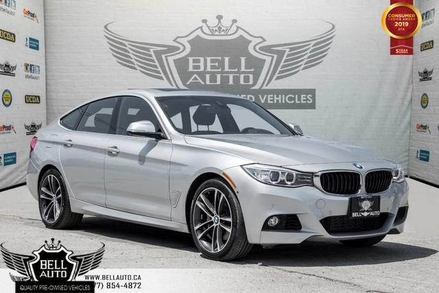 2015 BMW 3 Series Gran Turismo 335i xDrive, M PKG, NAVI, BACK-UP CAM, PANO ROOF