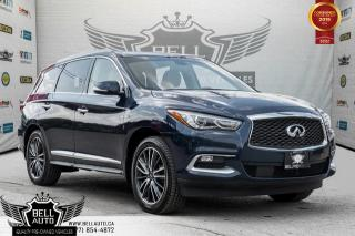 Used 2016 Infiniti QX60 AWD, NAVI, 360 CAM, PANO ROOF, SENSORS, BLUETOOTH for sale in Toronto, ON