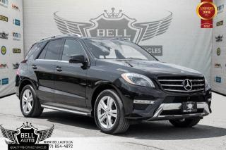 Used 2015 Mercedes-Benz ML-Class ML 350 BlueTEC, 360 CAM, NAVI, PANO ROOF, BLINDSPOT for sale in Toronto, ON