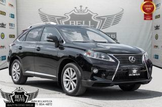 Used 2015 Lexus RX 350 Sportdesign, NAVI, BACK-UP CAM, SUNROOF, SENSORS for sale in Toronto, ON