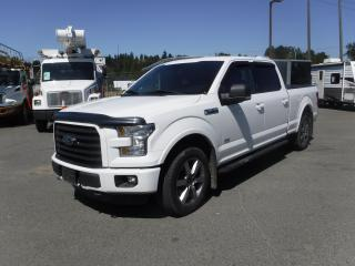 Used 2015 Ford F-150 XLT SuperCrew 6.5-ft. Bed 4WD for sale in Burnaby, BC