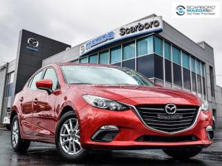 Used 2014 Mazda MAZDA3 Sport GS|NO ACCIDENTS|REAR CAMERA|6 SPEED MANUAL for sale in Scarborough, ON