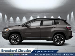New 2019 Jeep Compass Trailhawk  - Leather Seats - $222 B/W for sale in Brantford, ON